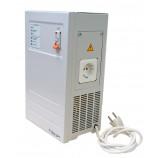 Однофазный уличный стабилизатор напряжения Штиль R2000SPT-N K 220В для дома, газового котла