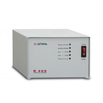Однофазный стабилизатор напряжения Штиль R400 220В для дома, дачи